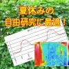夏休みの自由研究 中学生の理科実験ネタで植物テーマなら