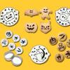 ハロウィンお菓子手作りの必殺版!クッキーの顔の簡単な作り方 かわいいレシピで大人気